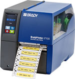 i7100 label printer