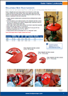 Collapsible Gate Valve Lockout Sellsheet